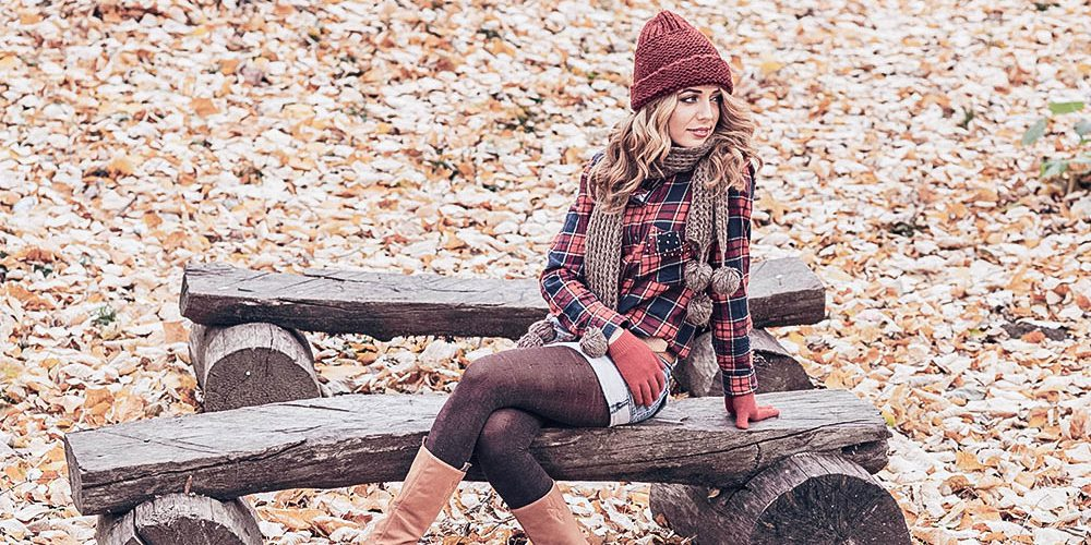 Cozy Herbst: Fashion & Deko-Must Haves + Reise-Accessoires